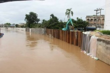 แม่น้ำยมล้นแล้ว!! กรมชลฯ เตือน เตรียมรับมือแม่น้ำยมล้นตลิ่ง เร่งหาวิธีป้องกันด่วน!!