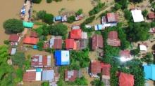 ชัยนาทจมแล้ว 42 หมู่บ้านเดือดร้อนกว่า 1,700 หลังคา