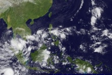 ทุกภาคอุณหภูมิลด2-6องศา เว้นภาคใต้มีฝนตกต่อเนื่อง