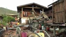 พายุฤดูร้อน ถล่มภาคเหนือหลาย จว. บ้านพังยับกว่า 500 หลัง
