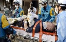 (ชมภาพ)ความเสียหาย แผ่นดินไหวญี่ปุ่น!