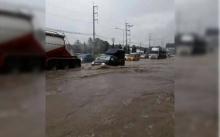 น้ำท่วมเชียงราย หลังฝนตกหนัก