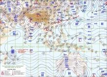 กรมอุตุประกาศเตือน!! 10 จังหวัดพายุฝนฟ้าคะนองและลมกระโชกแรงวันนี้(23 เมษายน)