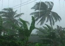 เตือน 18 จังหวัด เหนือ อีสาน ฝนคะนองลมแรง
