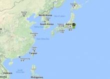 แผ่นดินไหวญี่ปุ่นขนาด6.2 ยังไม่เตือนสืนามิ
