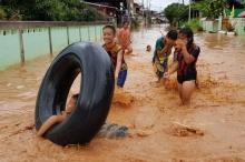 สรุปสถานการณ์น้ำท่วมภาคอีสาน อุตุฯ ยันพายุ 2 ลูก ไม่ถล่มไทยซ้ำเซินกา