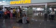 สนามบินบาหลีเร่งระบายนักท่องเที่ยวตกค้าง