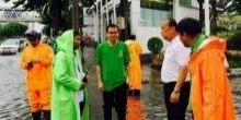 พิษฝน!!  น้ำท่วมถนนใน กทม.หลายจุด  ตรงไหนบ้างควรหลีกเลี่ยง