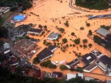 ด่วน!! บราซิลน้ำท่วมหนักโคลนถล่ม เสียชีวิตแล้ว 16 ราย