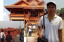 คดีพลิก!! นี่คือต้นเหตุบ้านทรงไทย 20 ล้านพังยับทั้งหลัง(มีคลิป)