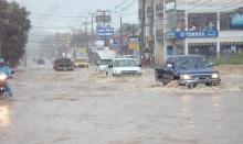อุตุเตือนภาคใต้ ฝนตกหนัก - น้ำท่วม 8 จังหวัด