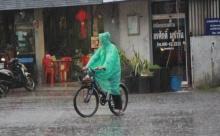 อุตุเตือน ฝนยังคะนอง กทม.ตกหนัก60%