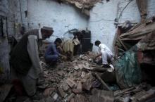 ยอดตายพุ่ง!! พุ่ง376ศพ สังเวย แผ่นดินไหวอัฟกานิสถาน