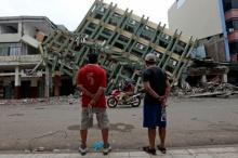 เอกวาดอร์ ผวาอีก แผ่นดินไหว ซ้ำ 6.0