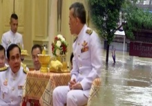 ร.10 รับสั่งช่วยเหลือ-การเข้าถึงพื้นที่น้ำท่วมแก่รัฐบาล นายกฯแจ้งครม.พรุ่งนี้