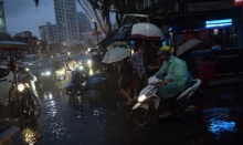 กรมอุตุฯ เตือนประเทศไทยมีฝนตกหนักถึงหนักมาก กทม.เจอฝน 70%!!