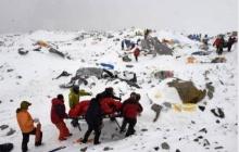 คนนำทางที่เนปาลเบี้ยว! 9นักปีนเขารอดดินไหว