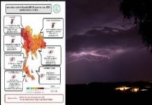 ระวัง!!พายุ'โรอานู'จ่อเคลื่อนขึ้นฝั่ง 4 ภาคทั่วประเทศฝนถล่มหนัก