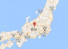 แผ่นดินไหวเกาะฮอนชูญี่ปุ่น 6 ริกเตอร์ ห่างโตเกียว 617 กม.