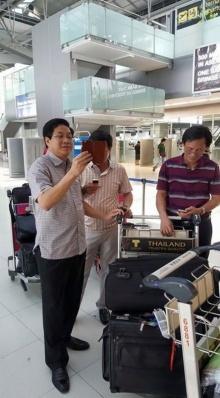 ดราม่า พนักงานการบินไทย ปกป้องนักการเมืองเวียตนาม