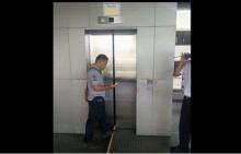 ลิฟท์ แอร์พอร์ตลิ้งค์ขัดข้อง มีผู้โดยสารติด
