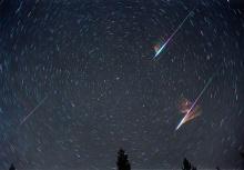 สดร. ชวนชมฝนดาวตกลีโอนิดส์ ราชาแห่งฝนดาวตก 17-18 พ.ย. นี้