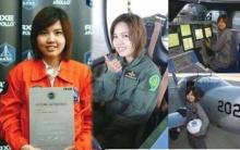 สุดยอดนักบินอวกาศหญิงคนแรกของไทย..คัดเลือกจากทั่วโลก
