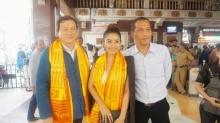 แอน มิตรชัย ปลื้มใจ ร่วมคณะรัฐบาลสานสัมพันธ์ไทยอินเดีย