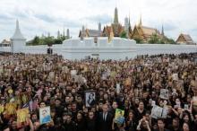 เผยยอดประชาชน ลงนามแสดงความอาลัยทั่วประเทศ3ล้านคน