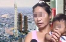 """""""หอชมเมืองกรุงเทพฯ"""" ทำพิษ ชาวบ้านใกล้เคียงหวั่นถูกขับไล่ที่ ด้วยข้อตกลงบางอย่าง"""