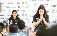 """""""พระองค์หญิงฯ"""" ประทานสัมภาษณ์ก่อนทรงแข่งขี่ม้า ทรงภูมิใจได้มาแข่งให้ชาวไทย"""