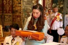 เจ้าฟ้าหญิง ทรงบำเพ็ญพระราชกุศลถวายผ้าพระกฐิน ณ วัดราชโอรสารามราชวรวิหาร