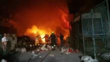 เพลิงไหม้โรงงานผลิตเครื่องใช้ไฟฟ้าย่านทุ่งครุ คาดเสียหายมากกว่า 20 ล้านบาท