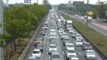 ชาวไทยทยอยกลับบ้าน มุ่งภาคเหนือ-อีสาน พบรถแน่น ติดขัดหลายจุด