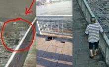 เปิดภาพสุดท้ายก่อนชายวัย74 โดดสะพานกรุงเทพ สลด คำพูดสุดท้าย ที่พูดกับลูก