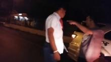 หนุ่มหัวร้อนหนัก แท็กซี่ปาดหน้า โชว์ปืนหรา ขู่ ถามลั่นรู้มั้ยกูเป็นใคร