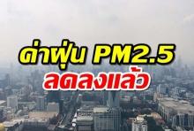 ค่าฝุ่น PM2.5 วันนี้(23 มค62)