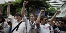 UN เรียกร้องรัฐบาลไทย 'ปล่อยตัวนักศึกษาโดยทันที