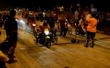เมืองชลฯนำร่องปิดสะพานเลียบชายทะเล จัดแข่งมอไชค์เด็กแว้น