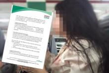 เทสโก้ โลตัส ร่อนจดหมายแจงกรณีหญิงสาวอ้างถูกชิงทรัพย์ที่ลานจอดรถ