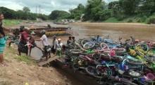 ศุลกากรแม่สอดเข้ม จักรยานมือสองจากญี่ปุ่น หากวางขายที่ไทยต้องจ่ายภาษี