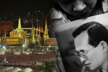 ปชช.หลายหมื่นคน แห่ดูทรงสถิตในดวงใจไทยนิรันดร์