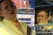 ใจหาย...รถของพ่อ!!! สมเด็จพระเทพฯ เสด็จฯ โดยรถยนต์พระที่นั่งของในหลวงรัชกาลที่9