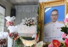 บรรยากาศงานศพ หมอบอล ฝืนทำงานจนวินาทีสุดท้าย ดูเเลคนไข้ ทั้งๆ ที่ตัวเองป่วย