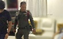 หนุ่มใหญ่ป่วยโรคซึมเศร้าคว้าปืนยิงขมับดับคาบ้านย่านนนทบุรี