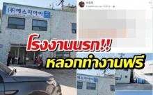 แฉโรงงานทาสเกาหลี หลอกทำงานฟรี ผีน้อยไม่กล้าแจ้งความ!
