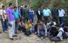 สุดสลด! พบสาวพม่าจำนวนมากกลางเขาชุมพร หลังถูกนายหลอกลวงข่มขืนยับ ยกมือไหว้ผวา