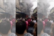 สุดสลด!!หนีตายกันวุ่น ถังแก๊สระเบิดในร้านอาหารจีน ดับ 17 คน !!