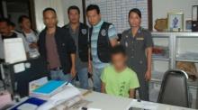 รวบอดีตนักมวยดังเมืองตรัง พาสาวลูกครึ่งไทย-ฝรั่งเศสวัย 15 ปีหลบหนี