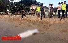 พบแล้วเด็ก13จมน้ำทะเลสัตหีบ เผยถูกคลื่นซัดลอยติดชายหาด